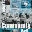Ivana Keser Battista: Local-Global art newspapers (1993-2003) Community Art, Berlin, 2002
