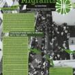 Ivana Keser Battista: Local-Global art newspapers (1993-2003) Migrants, Zagreb, 2002