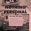 Ivana Keser Battista: Local-Global art newspapers (1993-2003) Nothing Personal, Umag, 1997