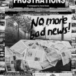 Ivana Keser Battista: Local-Global art newspapers (1993-2003) Obsessions & Frustrations, Vienna, 1999